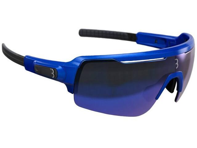 BBB Commander BSG-61 Cykelbriller blå